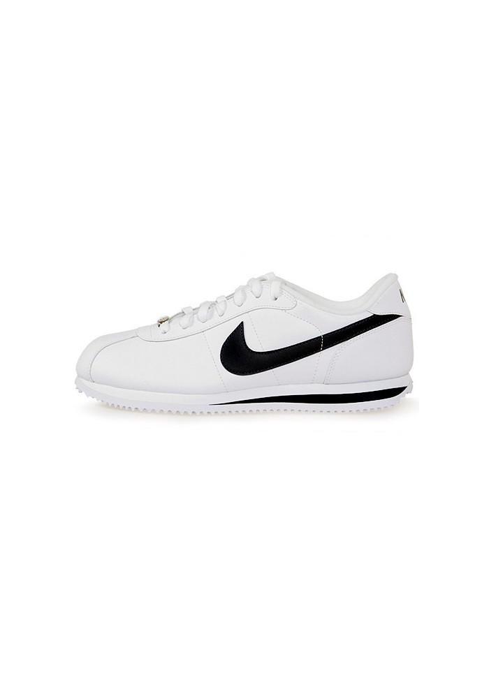 Chaussures Nike Cortez Basic Cuir '06 316418-102 Hommes Running