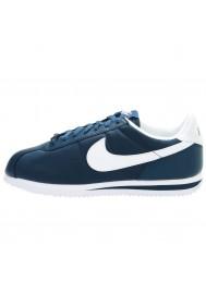 Basket Nike Cortez Nylon Bleu (Ref : 476716-411) Hommes Running