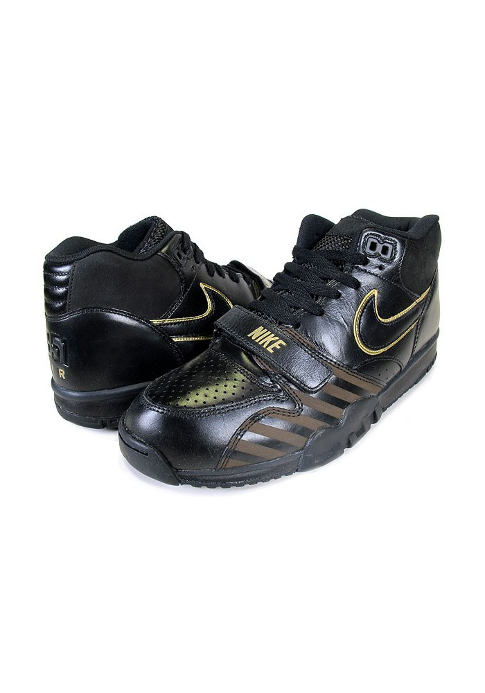 Air 090 Nike Premium Chaussures Hommes 532303 1 Basket Trainer Mid LR45Aj