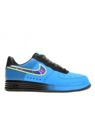 Baskets Nike Air Force One Lunar 580383-400 Hommes