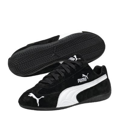 basket puma speed cat sd noir