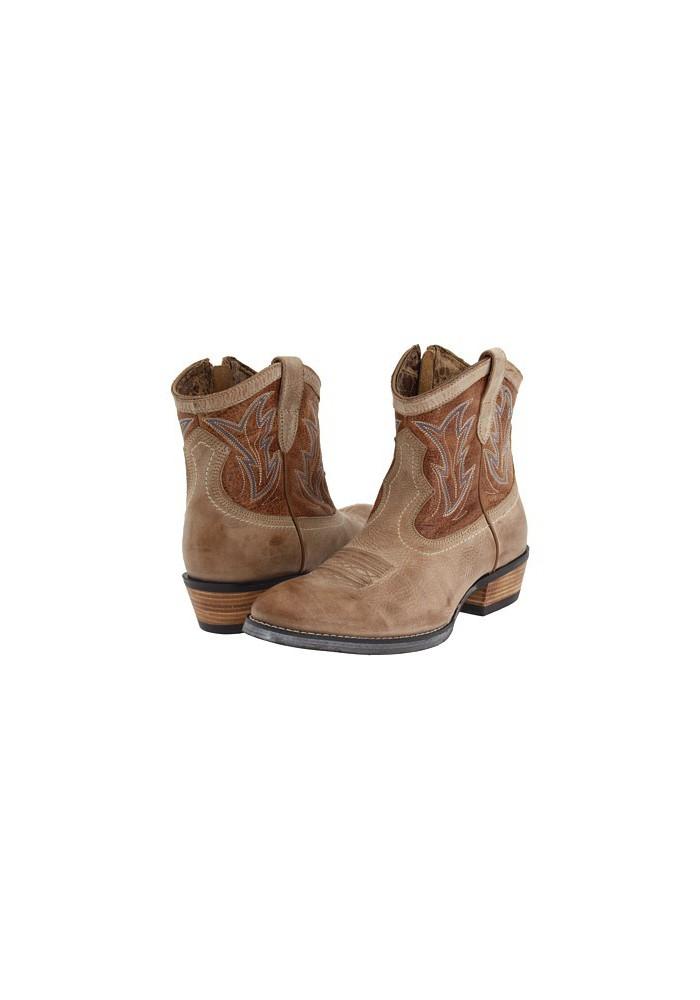 Bottes Cuir Ariat Billie Femmes | Equitation | Cowboys 77V621T89