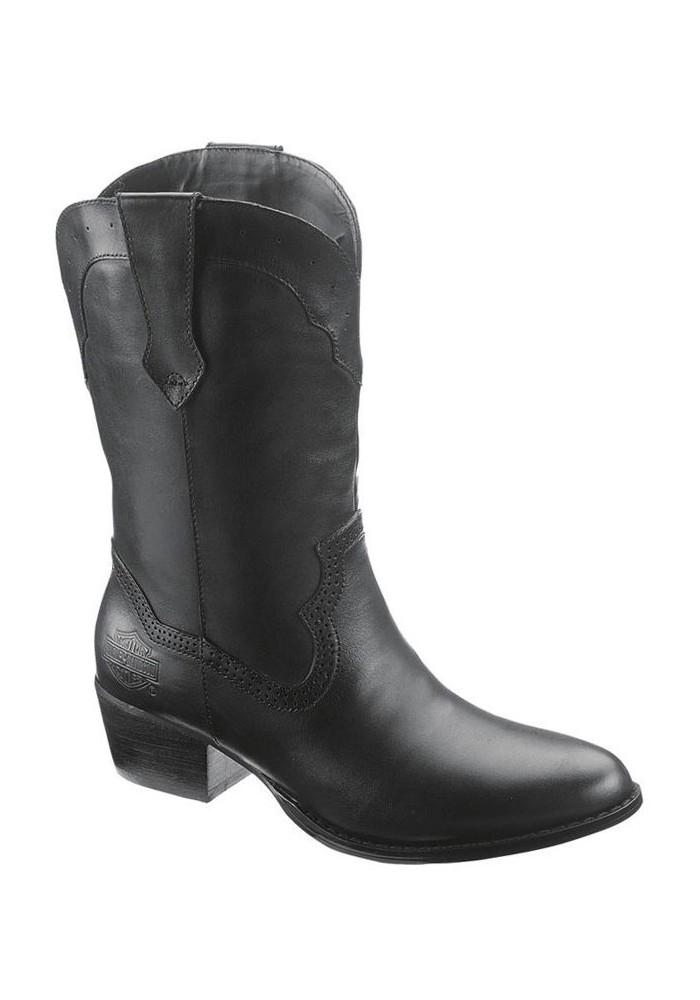 Bottes - Harley Davidson - Hayley D83566 Noir - Femmes