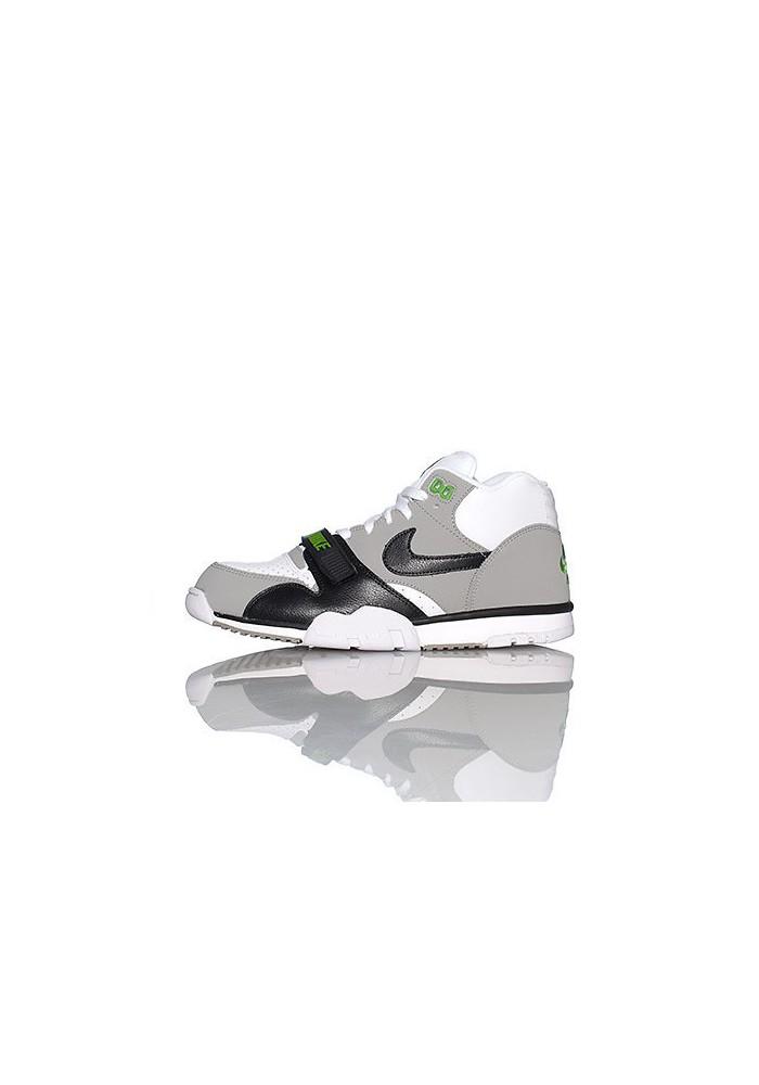 100 317553 Hommes Basket Nike Air Trainer 1 Mid Shoemaniaq Chlorophylle PXOZuki