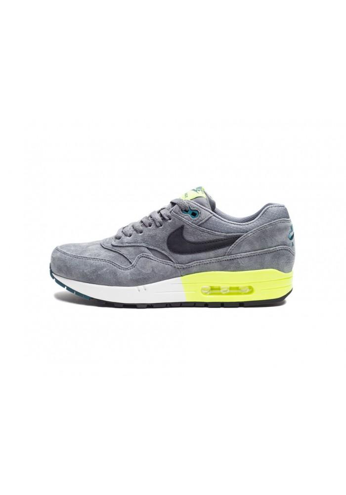 Nike Air Max 1 Premium 512033-007 Basket Hommes Running