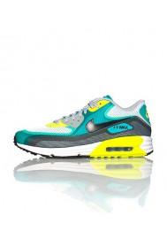 Running Nike Air Max 90 Lunar C 3.0 Verte (Ref : 631744-103) Chaussure Hommes mode 2014