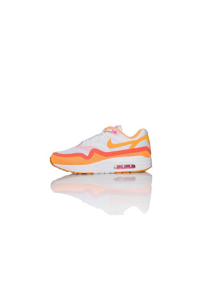 basket orange air max femme