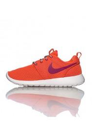 Chaussures Femmes Nike Rosherun Orange (Ref : 511882-801) Running