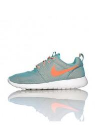Chaussures Femmes Nike Rosherun Verte (Ref : 511882-303) Running