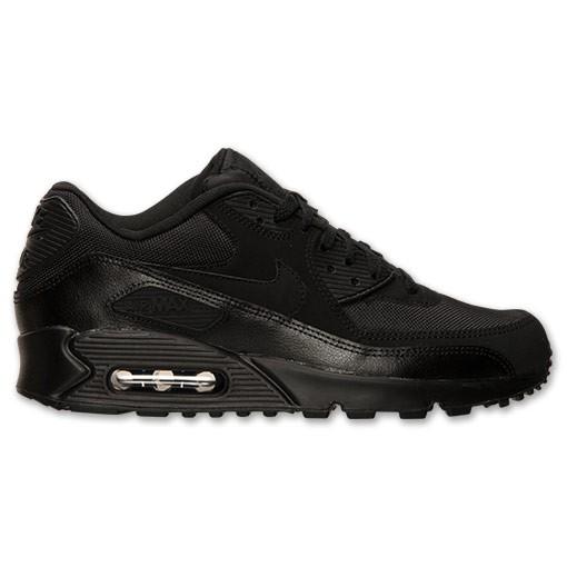 Nike Air Max 90 Essential Noir (Ref : 537384-092) Chaussure Hommes ...
