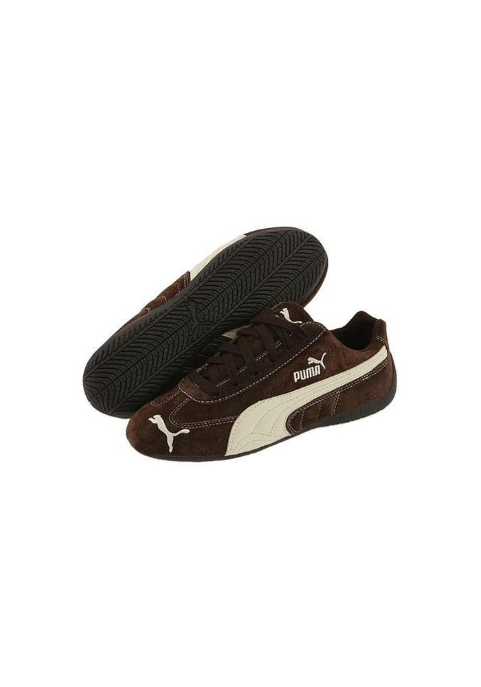 Puma Speed Cat Sd Marron (Ref: 30195325) Sneakers Hommes